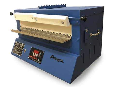 Paragon BlueBird Bead-Annealing Kiln With A Sentry Xpress Controller.