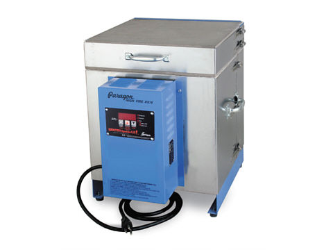 Paragon Caldera-XL Ceramics And Glass Kiln With A Sentry Xpress 3-key Programmer.