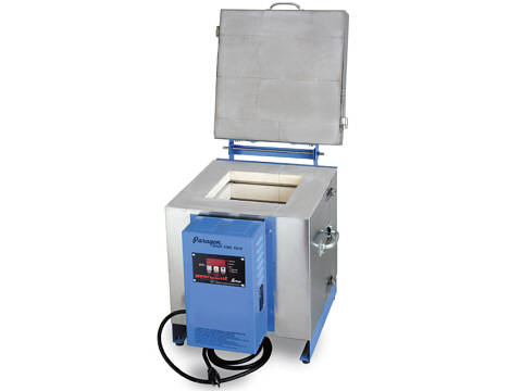 Paragon Caldera-XL Kiln With A Sentry Xpress Programmer For Ceramics, Glass, Porcelain, Pottery, And Raku.