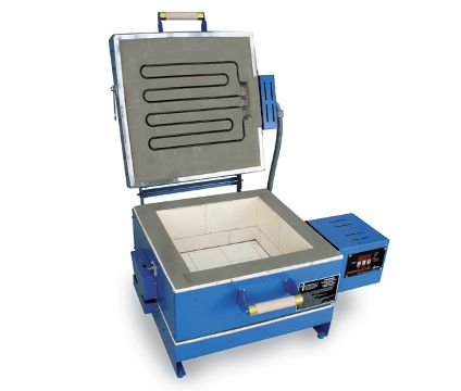 Paragon Fusion CS14D Glass Kiln With A Sentry Xpress Programmer.