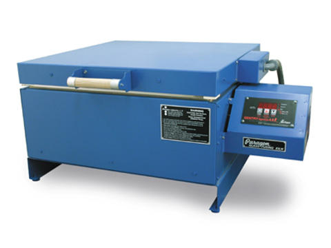 Paragon Fusion 19 Kiln With A Sentry Xpress Programmer For Annealing And Fusing Glass.