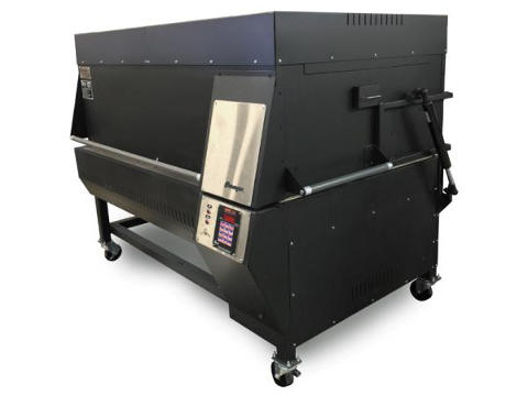 Paragon Fusion CS5630S Kiln With A Sentry Programmer For Annealing, Fusing, And Slumping Glass.