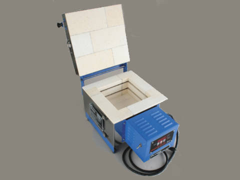 Paragon Fire Fly Kiln With A Sentry Xpress Programmer For Ceramics, Enamels, Glass, Porcelain, And Silver Clays.