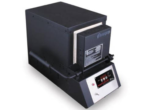 Paragon Xpress KM14T Knife-Making And Heat-Treating Kiln With A Sentry Xpress Programmer.