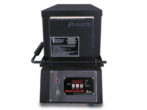 Paragon KM18T Kiln With A Sentry Xpress Programmer For Making Knives And Heat Treating.