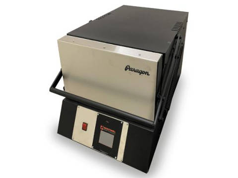 Paragon KM36 XL Double PRO 3-Zone Furnace With A Sentinel Controller For Making Knives And Blades.