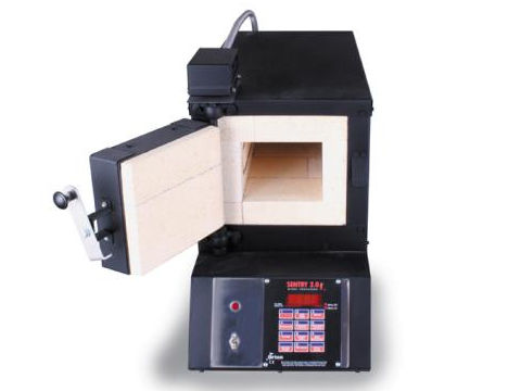 Paragon KM45T Knife-Making Oven With A Side Door.