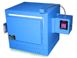 Paragon PMT21 Heat Treating Furnace With A Sentry 12-Key Digital Programmer.