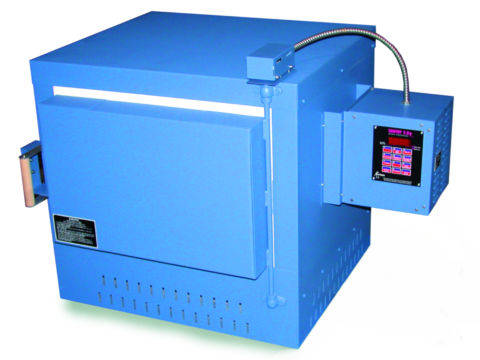 Paragon PMT21 Furnace With A Sentry Programmer For Heat Treating, Ceramics, And Glass.