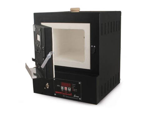 Paragon SC2BW Kiln With A Bead-Door, Window, And Sentry Xpress Programmer For Beads, Fusing, And Metal Clays.