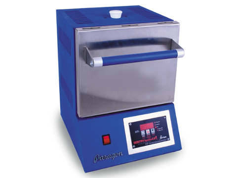 Paragon SC2 Pro Silver Clay Kiln With A Sentry Xpress 3-key Programmer.