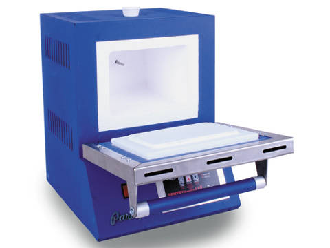Paragon SC2D PRO-3 Kiln With A Sentry Xpress Controller For Enamelling And Glass Fusing.