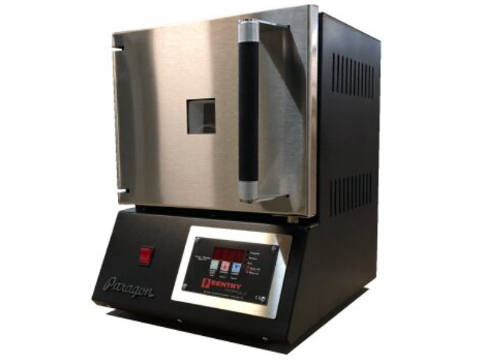 Paragon SC2W PRO Window Oven With A Sentry Xpress Programmer For Annealing, Decals, Enamelling, And Silver Clay.