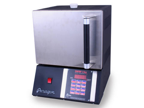 Paragon SC2 Pro Glass-Annealing Kiln With A Sentry 12-key Programmer.