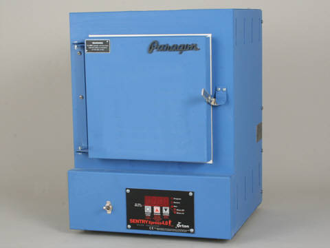 Paragon SC3 Metal Clay Kiln With A Sentry Xpress 3-key Programmer.