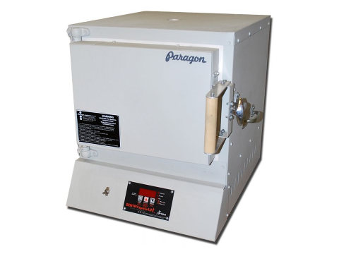 Paragon SC4 Enamelling, Glass, And Metal Clay Kiln With A Sentry Xpress Programmer.