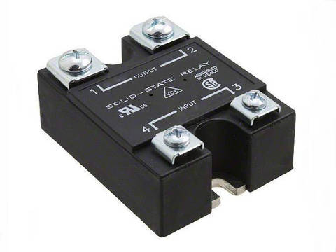 Paragon Solid State Relay.