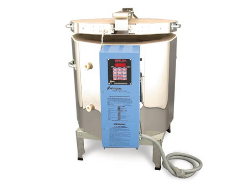 Paragon TNF233 TNF2322 Kiln With A Sentry Programmer For Ceramics, Porcelain, Pottery, And Glass.