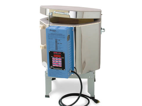 Paragon TNF 663 Ceramics And Glass Kiln With A Sentry Programmer.