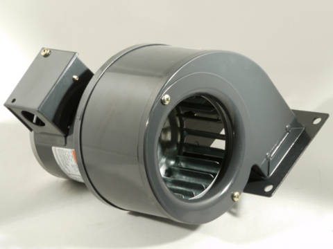 Orton-Paragon Kiln Fan Motor Unit.