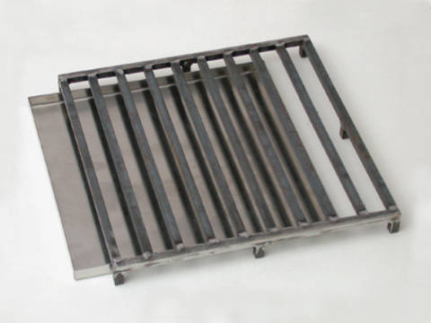 Paragon Lost Wax Burnout Grate And Tray.