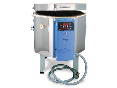 Paragon Xpress 1613 Kiln With A Sentry Xpress Programmer For Ceramics And Pottery.