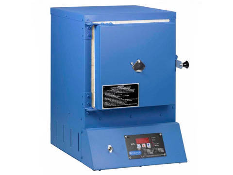 Paragon Xpress E10 Enamelling And Heat-Treating Kiln With A Sentry Xpress Controller.
