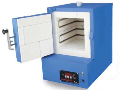 Paragon Xpress E-12 Kiln With A Sentry Xpress Programmer For Ceramics, Glass, Heat Treating, And Porcelain.