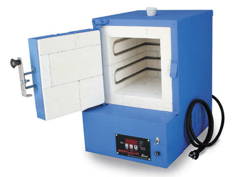 Paragon Xpress E-12T Kiln With A Sentry Xpress Programmer For Ceramics, Enamels, Glass, And Porcelain.