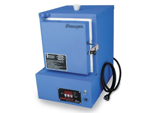 Paragon Xpress E12 Kiln With A Sentry Xpress Programmer For Ceramics,  Annealing, Fusing Glass, And Silver Clay.