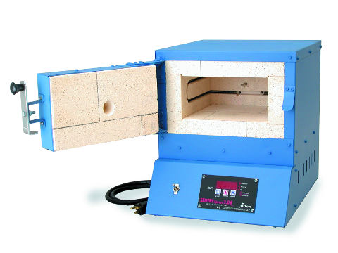 Paragon Xpress E9 Metal Clay Kiln With A Sentry Xpress Programmer.