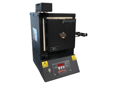 Paragon Xpress Q11 Kiln With A Sentry Xpress Programmer For Ceramics And Porcelain.
